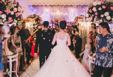 Wedding of Alam & Gracia - Ritz Carlton - JAKARTA by Duchess Royale