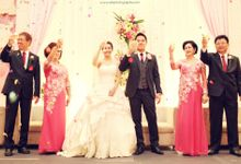 The Wedding of Kevin + Martha by AB Photographs