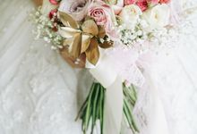 THE WEDDING OF RIKO & JENNIE by AB Photographs