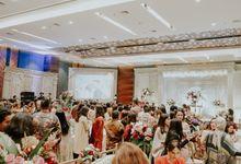 Abraham x Cherisha by Samisara Grand Ballroom