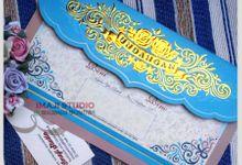 Cetak Undangan Rp. 2000an Hp.082232296545 by imaji studio