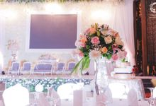 The Scent of Romance by Orchid Florist and Decoration