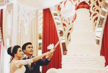 Kevin & Natalie wedding highlight by Menara Mandiri (Ex. Plaza Bapindo) by IKK Wedding