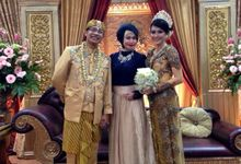 IKA & RIDWAN by vivi wedding make up