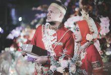 DINAR & ADI Wedding Day by HENRY BRILLIANTO