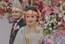 Helena & Abed Wedding by Graha and Conventional Hall Ronatama