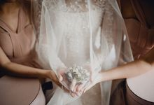 Astrid & Chris Wedding Ceremony by ATIPATTRA