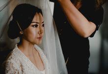Erika & Darmawan Wedding Ceremony by ATIPATTRA