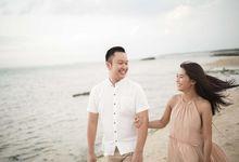 The Prewedding of Mayang & Gilang by Amorphoto