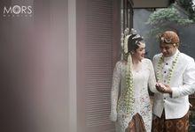 The Wedding of Arinta & Danan by MORS Wedding
