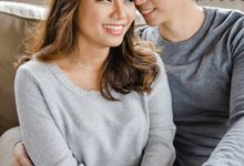 Michael & Cyrille Engagement by Aika Guerrero Photography