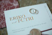 Hotel Mulia - Wedding of Eriko & Putri by JP Wedding Enterprise