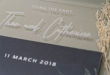Wedding Invitation - You can see me by Kanoo Paper & Gift