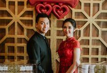 Engagement Party Of Theo & Ivon by Faith Event Organizer