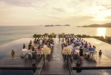 Sri Panwa Resort Phuket Wedding by Darren and Jade Photography