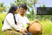 Euis & Acul Pre Wedding by VIGI STUDIO