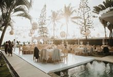 The Wedding of Angelita & Carlos by Villa Vedas