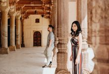 PREWEDDING OF ARVIN & DEVI by MORDEN
