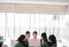 SHERRILYN & VINCENT by Bali Wedding Paradise