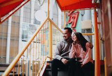 Engagement Session of Adrian & Daisy by Nocture