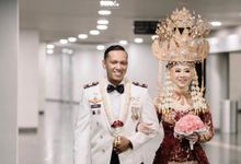 Tiara & Khairul Wedding by Barva Entertainment