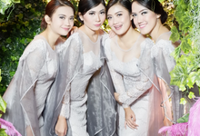 The Wedding Anisa & Rizky by Adara Pager ayu