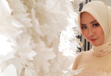 The Wedding of Fadh & Balqis by Adara Pager ayu