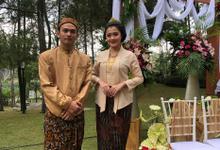 The Wedding Zahra & Atalla by Adara Pager ayu