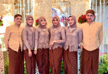 The Wedding of Zahra &Adrianto by Adara Pager ayu