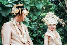 Wedding Ade & Firman [Adat Bulang Mandailing] by A Story