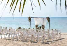 Haad Yao Beach Wedding by Beach Weddings Koh Phangan