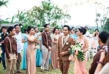 Wedding Adhi And Vrety by Eyeview Photography