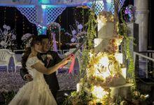 Wedding Day of Adi & Renata by D'banquet Pantai Mutiara