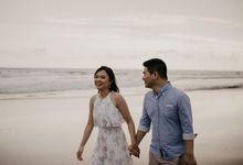 Yunnita & Adi Pre Wedding Bali by AKSA Creative