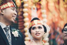 Adat Batak of Marco & Nila at Jala Puspita by GoFotoVideo