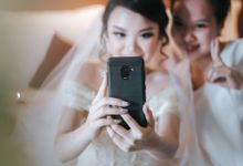 The Wedding of Themmy & Daniel Beauty shoot Session at Mercure by: Gofotovideo by GoFotoVideo