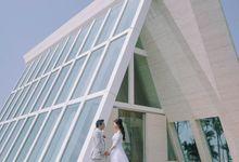 Eloise & Daryn Royal Wedding at Conrad by Warna Project