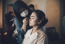Makeup Session of Marco & Nila by GoFotoVideo