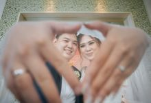 The Wedding of David & Eggy by GoFotoVideo