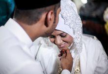 Solemnization of Rafiq & Nusra by Adi Anuar Photography