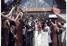 The Wedding of Marcelia & Anton by Ahava by Bona Soetirto