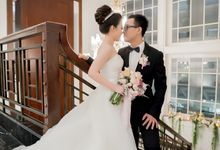 The Wedding of Adi & Yunica by JUZZON PRODUCTIONS