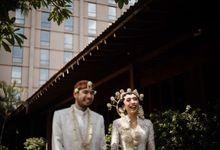 Adinda & Akbar Wedding at Sultan Hotel Jakarta by AKSA Creative