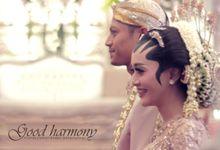 Adinda & Bestion Wedding Reception by Good Harmony