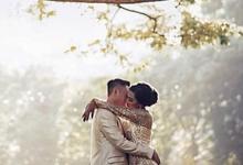 Hadi & Myra  by Adinda Sardjono