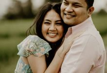Adit & Caca Prewedding by AKSA Creative
