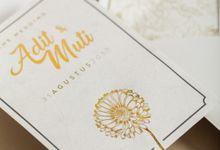 Adit & Muti by Nau Studio