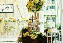 The Wedding of Adit & Rarhas by Eden Design