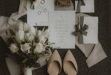 Adit & Vina Wedding by Tania Salim