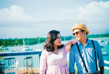 adit and anggie prewedding video by aksara pictures